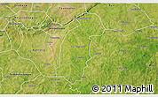 Satellite 3D Map of Tiefora