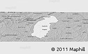 Gray Panoramic Map of Tiefora
