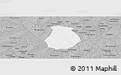 Gray Panoramic Map of Boudry