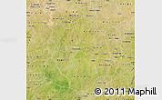 Satellite Map of Ganzourgou