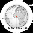 Outline Map of Mogtedo