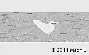 Gray Panoramic Map of Mogtedo