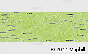 Physical Panoramic Map of Mogtedo