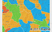 Political Map of Zam