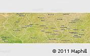 Satellite Panoramic Map of Zorgho