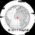Outline Map of Bilanga