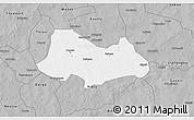 Gray 3D Map of Bogande