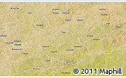 Satellite 3D Map of Liptougou