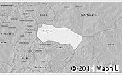 Gray 3D Map of Comin-Yanga