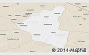 Classic Style Panoramic Map of Matiacoali