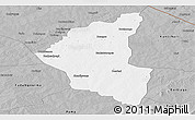 Gray Panoramic Map of Matiacoali