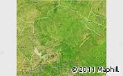 Satellite 3D Map of Pama