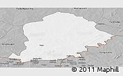 Gray Panoramic Map of Pama