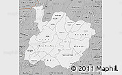 Gray Map of Houet