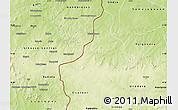 Physical Map of Koloko