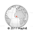 Outline Map of Koloko
