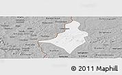 Gray Panoramic Map of Koloko