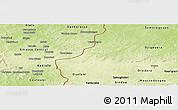 Physical Panoramic Map of Koloko