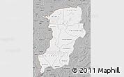 Gray Map of Kenedougou