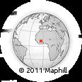 Outline Map of Samoghohiri