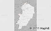 Gray Map of Kossi