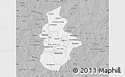 Gray Map of Kouritenga