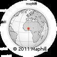 Outline Map of Tensobtenga