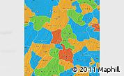 Political Map of Mou Houn