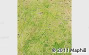 Satellite Map of Mou Houn