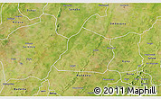 Satellite 3D Map of Ouarkoye