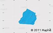 Political Map of Ouarkoye, cropped outside