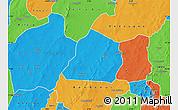Political Map of Ouarkoye
