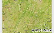 Satellite Map of Ouarkoye
