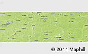 Physical Panoramic Map of Pa