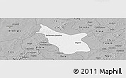Gray Panoramic Map of Tcheriba
