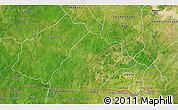 Satellite 3D Map of Nahouri