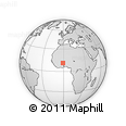 Outline Map of Po