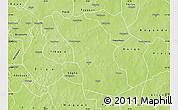 Physical Map of Boulsa