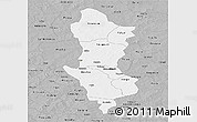 Gray Panoramic Map of Namentenga