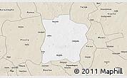 Classic Style 3D Map of Tougouri