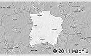 Gray 3D Map of Tougouri