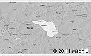 Gray 3D Map of Zeguedeguin