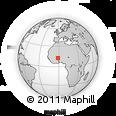 Outline Map of Dapelgo