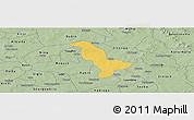 Savanna Style Panoramic Map of Dapelgo