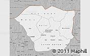 Gray Map of Oudalan