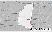 Gray 3D Map of Markoye