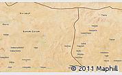 Satellite 3D Map of Markoye
