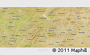 Satellite 3D Map of Passore