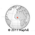 Outline Map of Kirsi