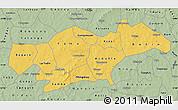 Savanna Style Map of Passore
